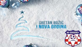 Sretan i blagoslovljen Božić i uspješna nova 2018.godina