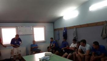 PRIPREME: Trener Bijeljić upoznao igrače i startao sa pripremama