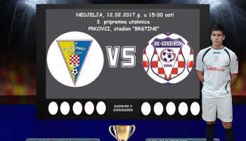 Sutra na rasporedu utakmica s Slavoncom u Prkovcima