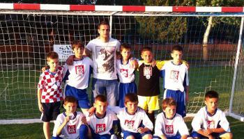2. mjesto na međunarodnom turniru u Slav. Šamcu
